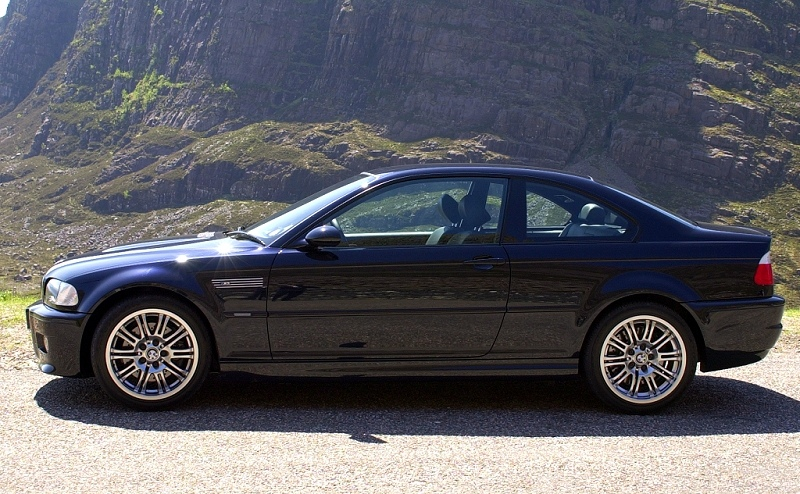 Bmw M3 Coupe E46. The BMW M3 vital statistics